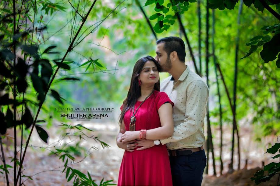 Pretty Pre Wedding Shoot by SHUTTER ARENA Wedding-photography | Weddings Photos & Ideas