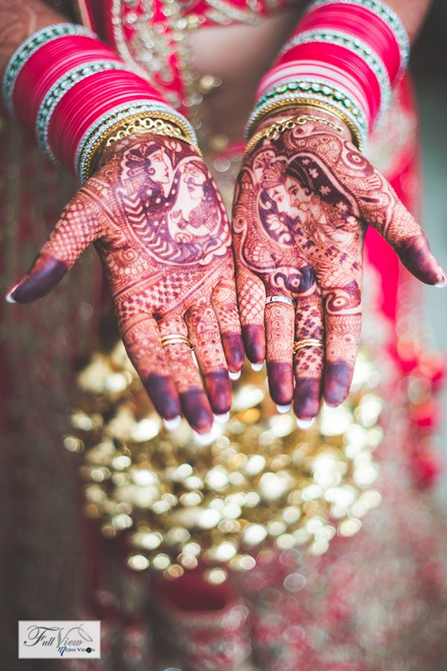 Henna imprints! by Full View Media Vision Wedding-photography | Weddings Photos & Ideas