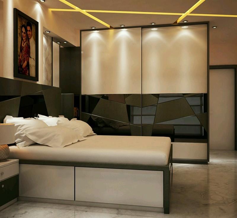 Cozy Bedroom by Elegant Interieurs Bedroom | Interior Design Photos & Ideas