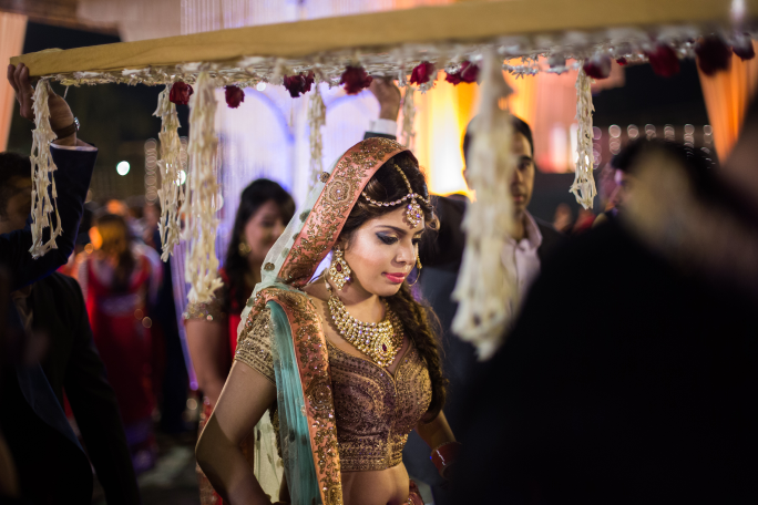 Glamorous side profile by Reflections Photography Wedding-photography | Weddings Photos & Ideas