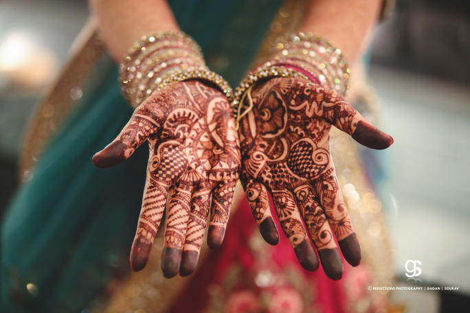 Flamboyant henna by Reflections Photography Wedding-photography | Weddings Photos & Ideas