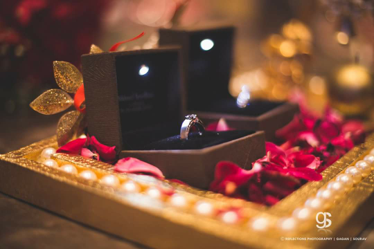 Gorgeous rings by Reflections Photography Wedding-photography | Weddings Photos & Ideas