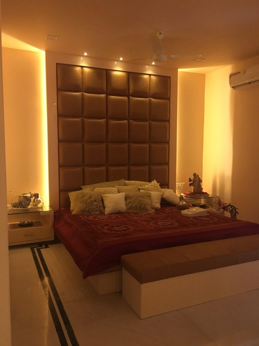 Dazzling Glow by Interiors  Bedroom Contemporary | Interior Design Photos & Ideas