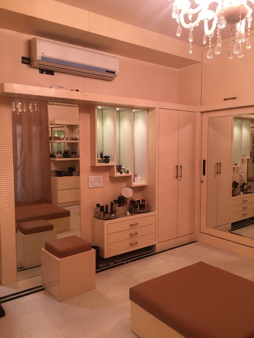 Pinkish Plight by Interiors  Bedroom Contemporary   Interior Design Photos & Ideas