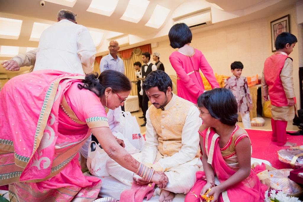 Shagan shot! by Roma Patel Photography Wedding-photography   Weddings Photos & Ideas