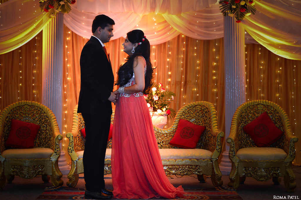 Wedding reception ! by Roma Patel Photography Wedding-photography | Weddings Photos & Ideas