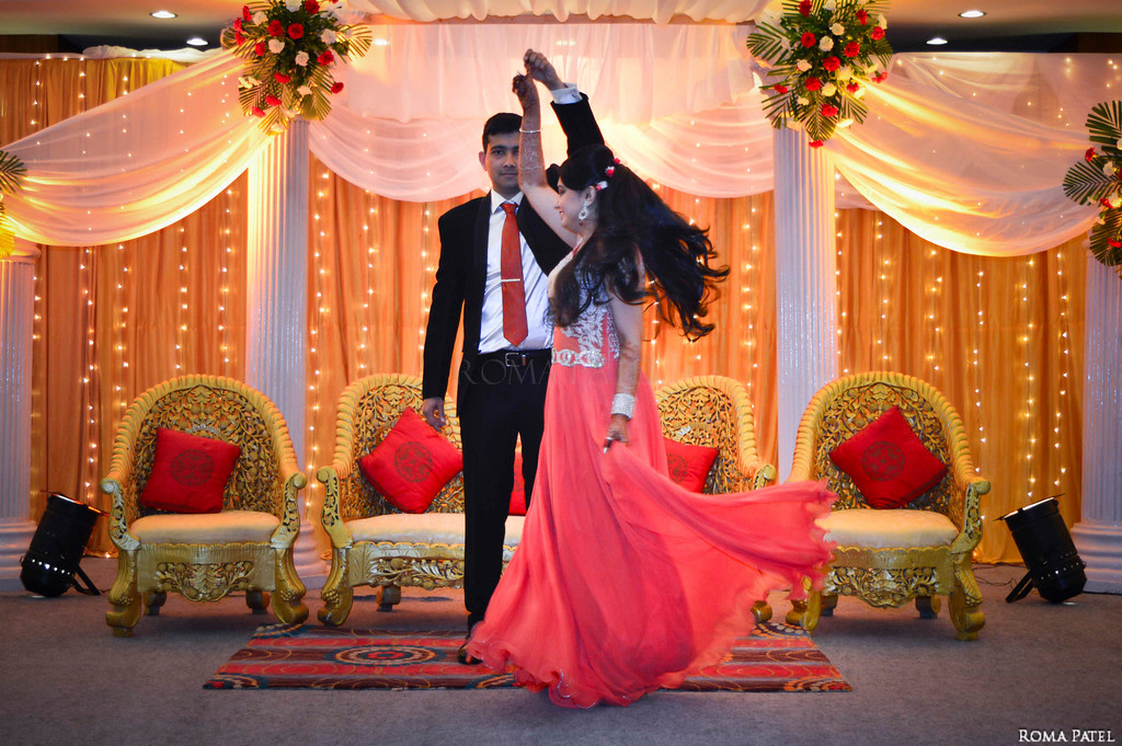 Dancing bride! by Roma Patel Photography Wedding-photography | Weddings Photos & Ideas