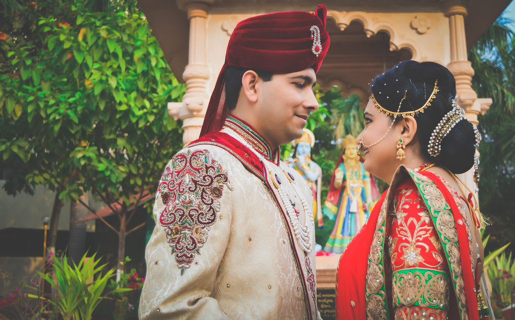 Bridal and groom Portrait! by Roma Patel Photography Wedding-photography | Weddings Photos & Ideas