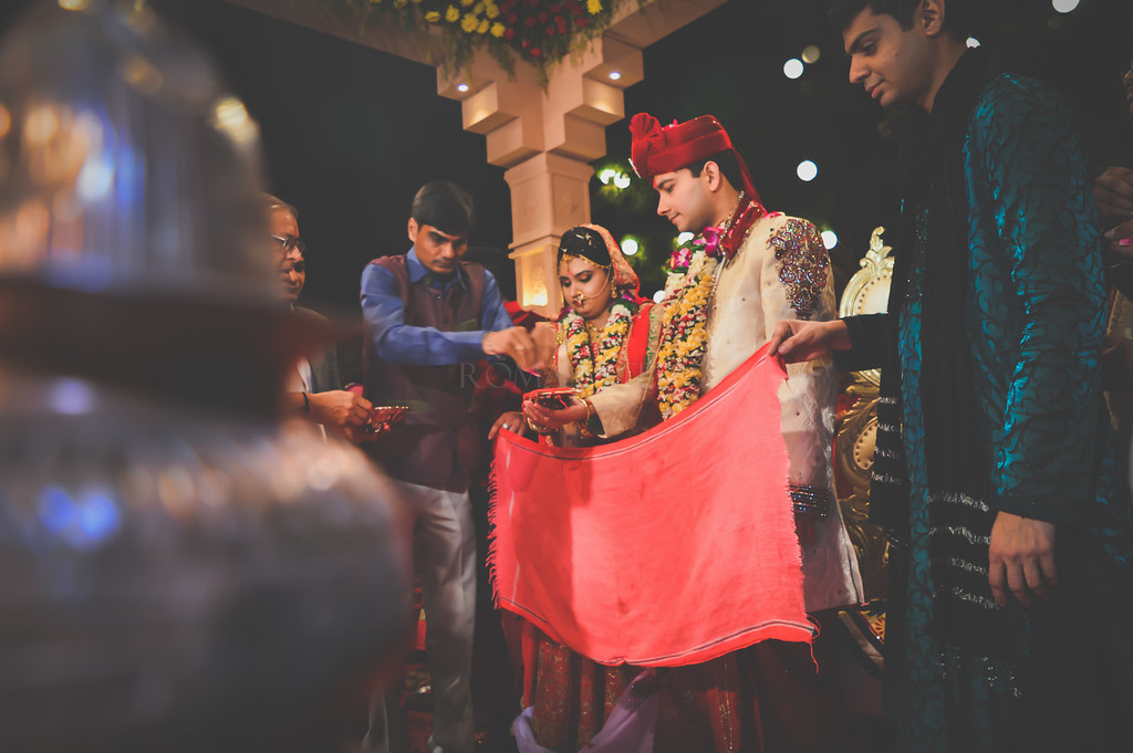 Bridal and groom entry by Roma Patel Photography Wedding-photography | Weddings Photos & Ideas