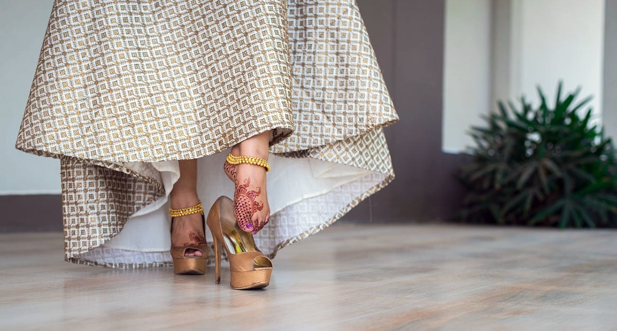 Shoe shot! by Roma Patel Photography Wedding-photography | Weddings Photos & Ideas