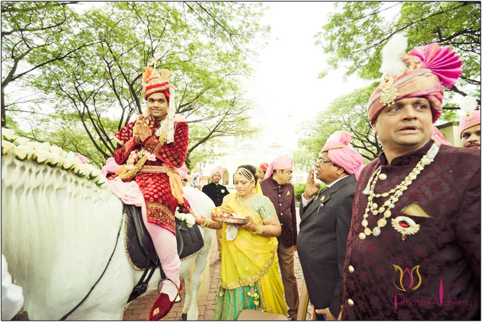 Groom all set by Photo Alchemy Wedding-photography | Weddings Photos & Ideas