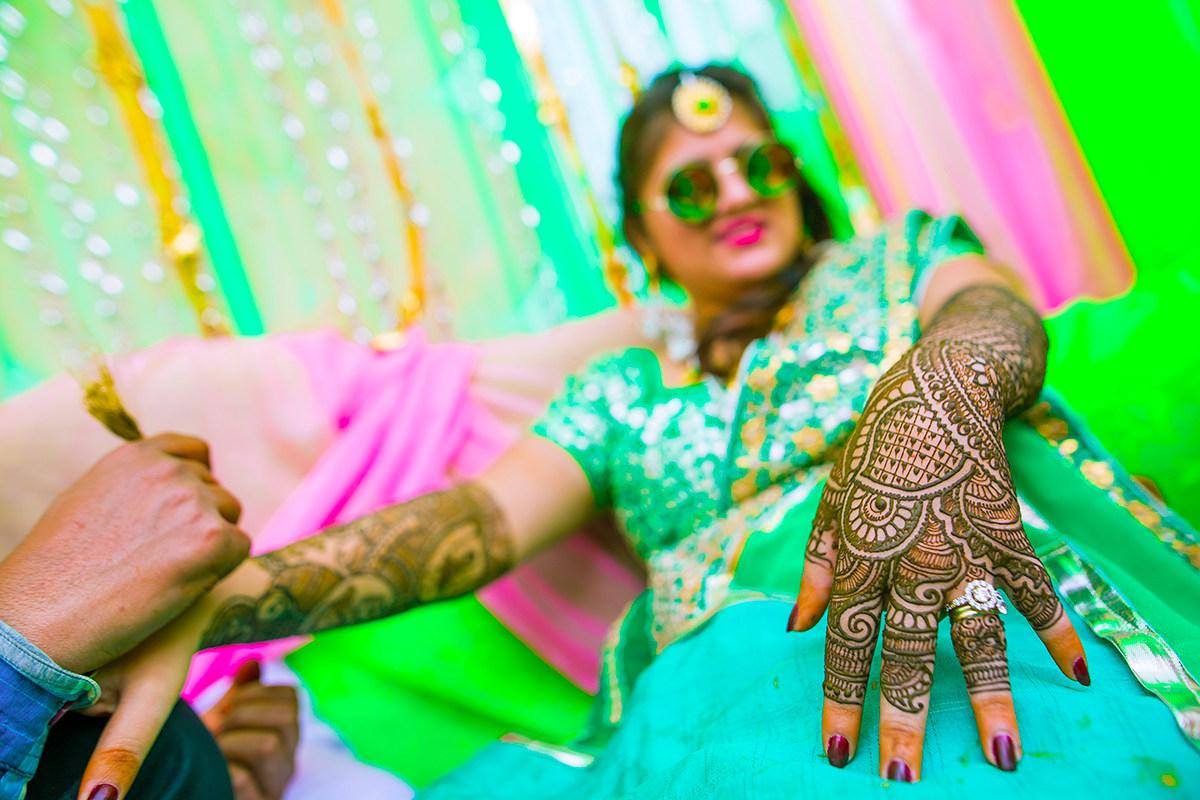 Mehendi designs! by Studio RGB Wedding-photography   Weddings Photos & Ideas
