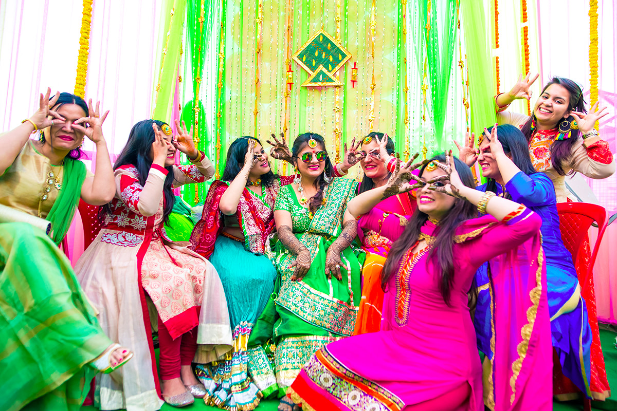 All about the vibrant colors! by Studio RGB Wedding-photography | Weddings Photos & Ideas