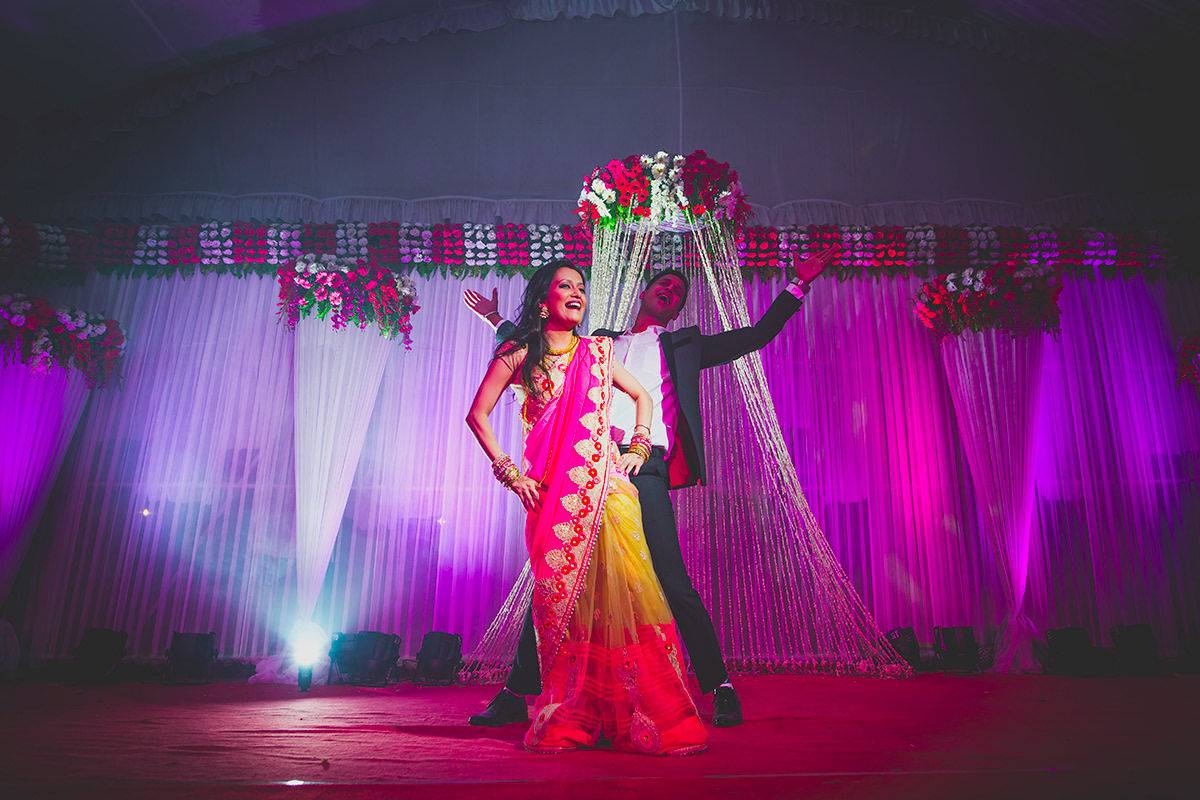 The perfect unison! by Studio RGB Wedding-photography | Weddings Photos & Ideas