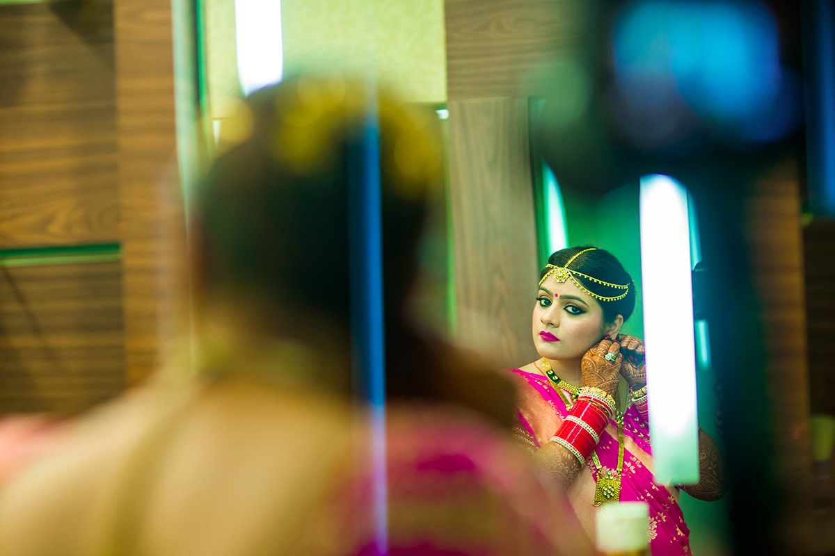 Dazzling hot pink! by Studio RGB Wedding-photography | Weddings Photos & Ideas
