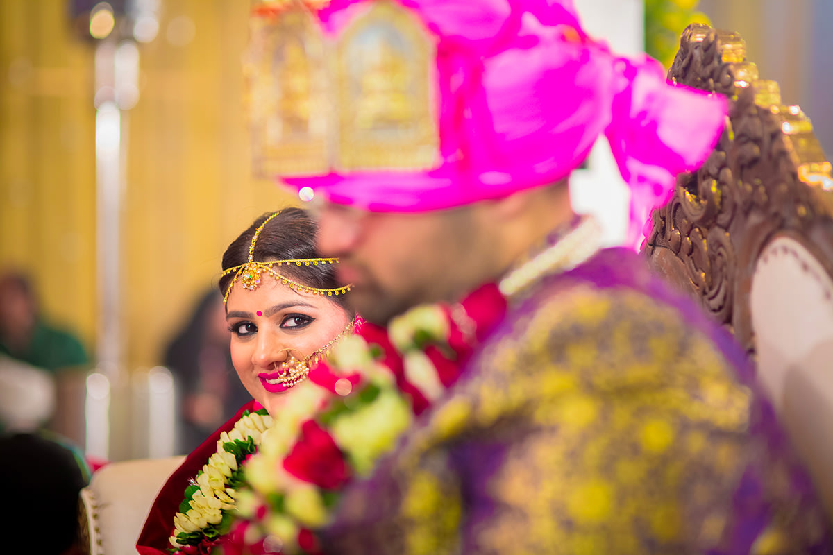 Tantalizing smiles! by Studio RGB Wedding-photography | Weddings Photos & Ideas