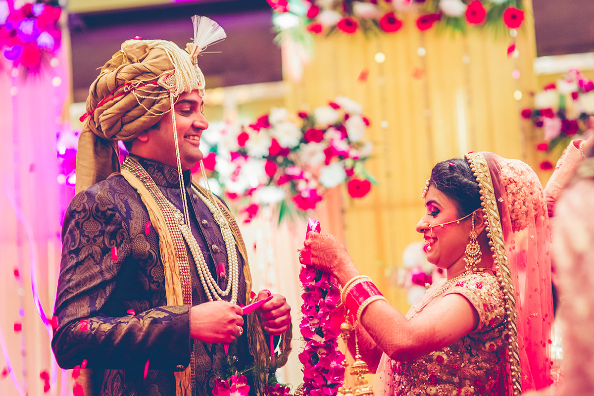 Jaimala moment! by Studio RGB Wedding-photography | Weddings Photos & Ideas