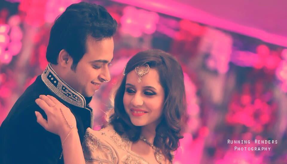 Bride wearing golden maang tikka! by Mohe Weddings By Running Renders Wedding-photography | Weddings Photos & Ideas
