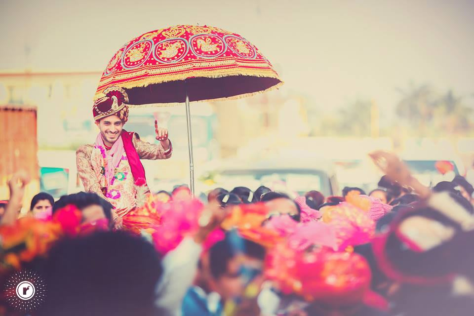 Groom's shot in barat! by Mohe Weddings By Running Renders Wedding-photography | Weddings Photos & Ideas