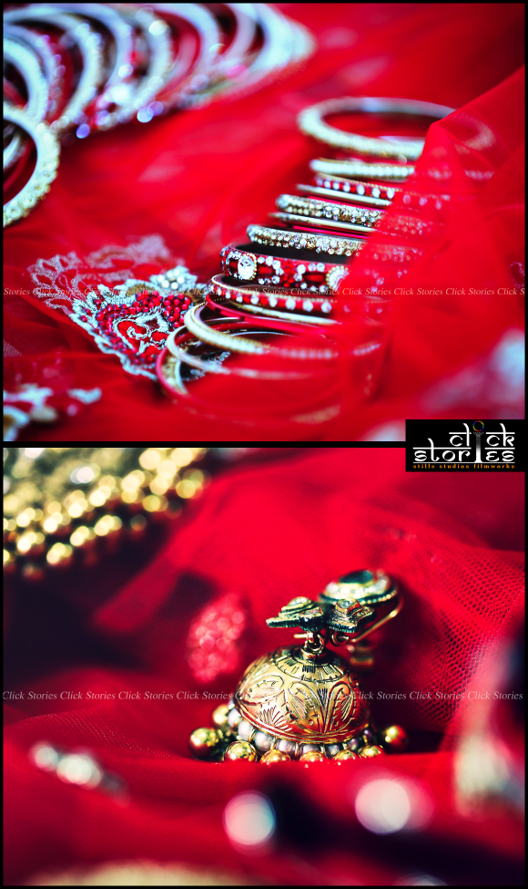 Bridal accessories! by Click Stories Wedding-photography | Weddings Photos & Ideas