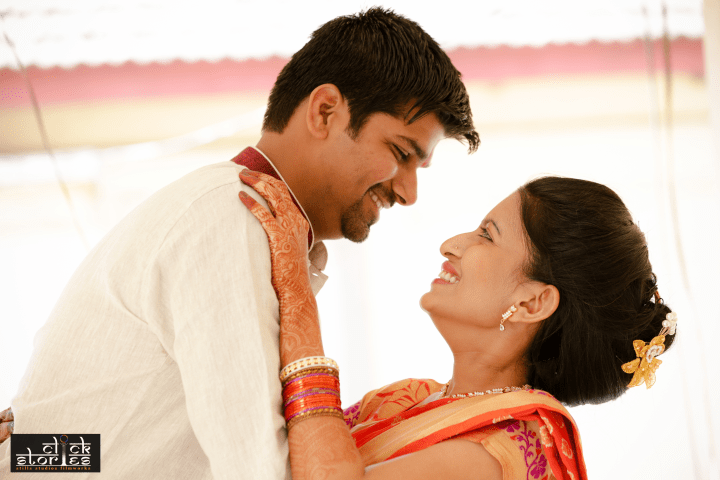 Bridal and groom portrait! by Click Stories Wedding-photography | Weddings Photos & Ideas