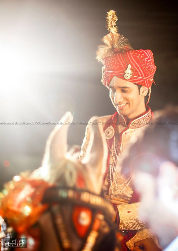 Groom shot! by Click Stories Wedding-photography | Weddings Photos & Ideas