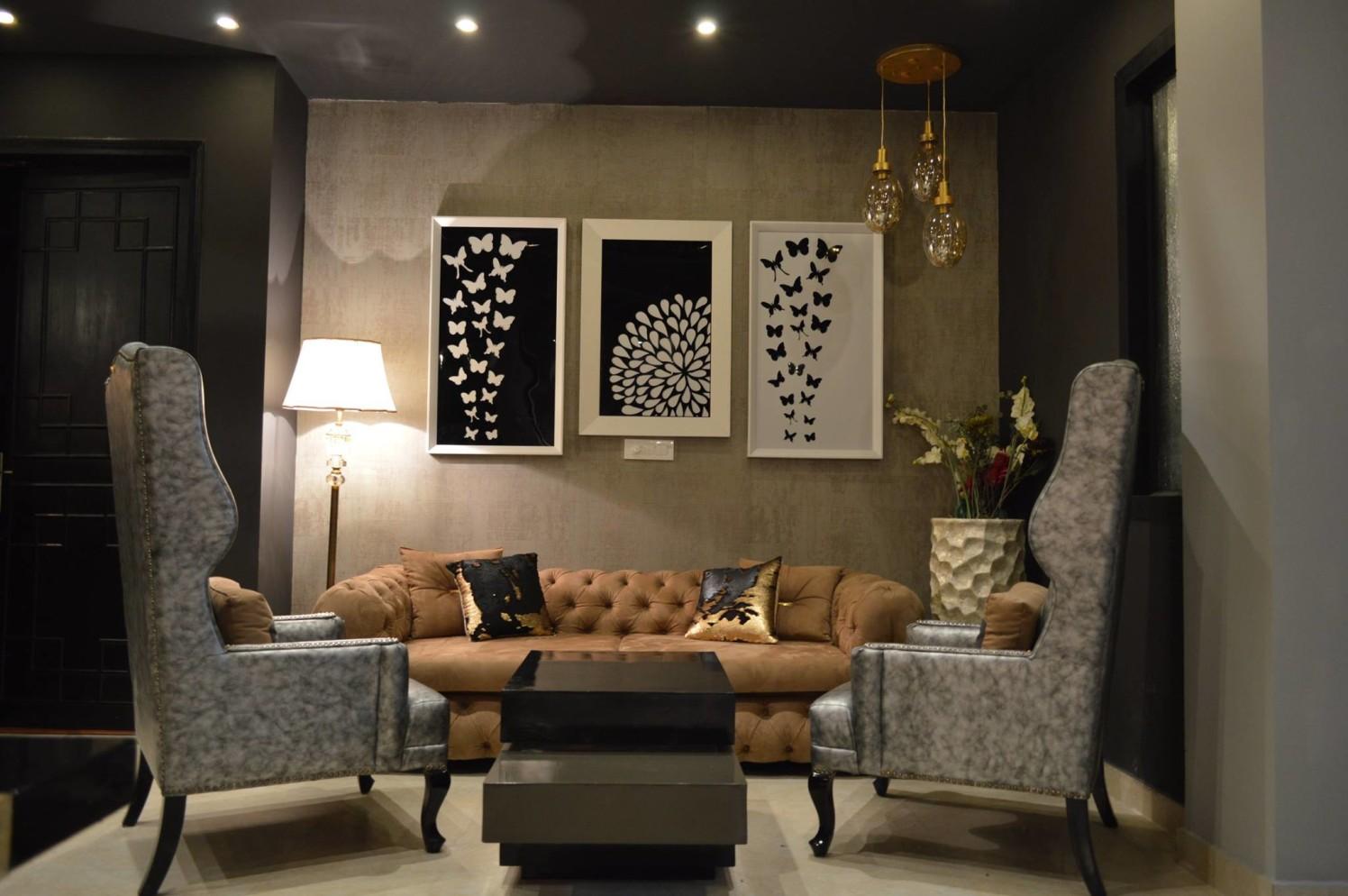 The Velvet  Dreams by Urban Upgrade Interiors Contemporary   Interior Design Photos & Ideas