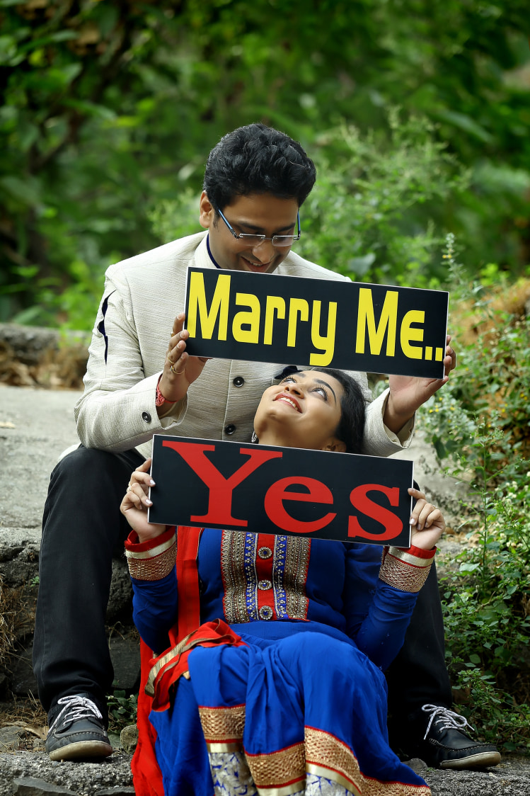 Please marry me by Shobha Dhillon Wedding-photography | Weddings Photos & Ideas