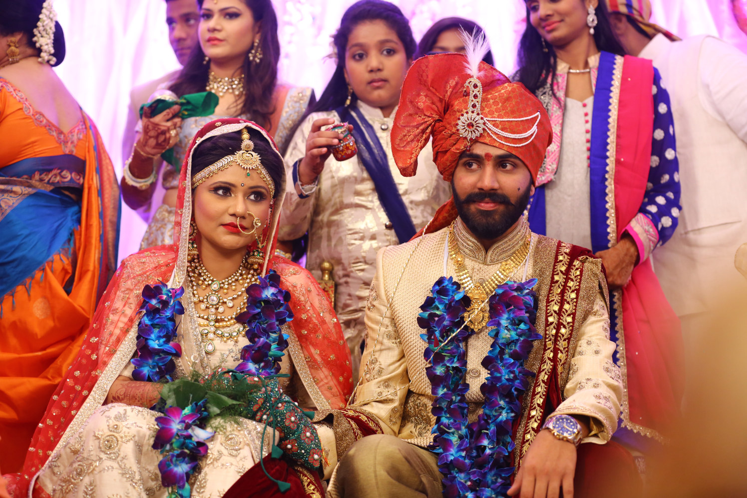 Royal couple by Shobha Dhillon Wedding-photography   Weddings Photos & Ideas