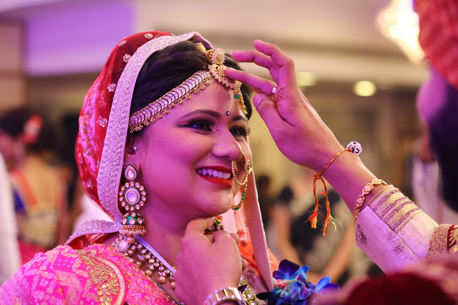 Beautiful is my bride by Shobha Dhillon Wedding-photography | Weddings Photos & Ideas