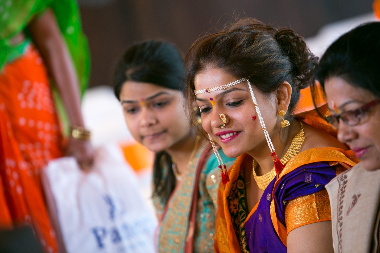 Elegant and happy bride by Shobha Dhillon Wedding-photography | Weddings Photos & Ideas