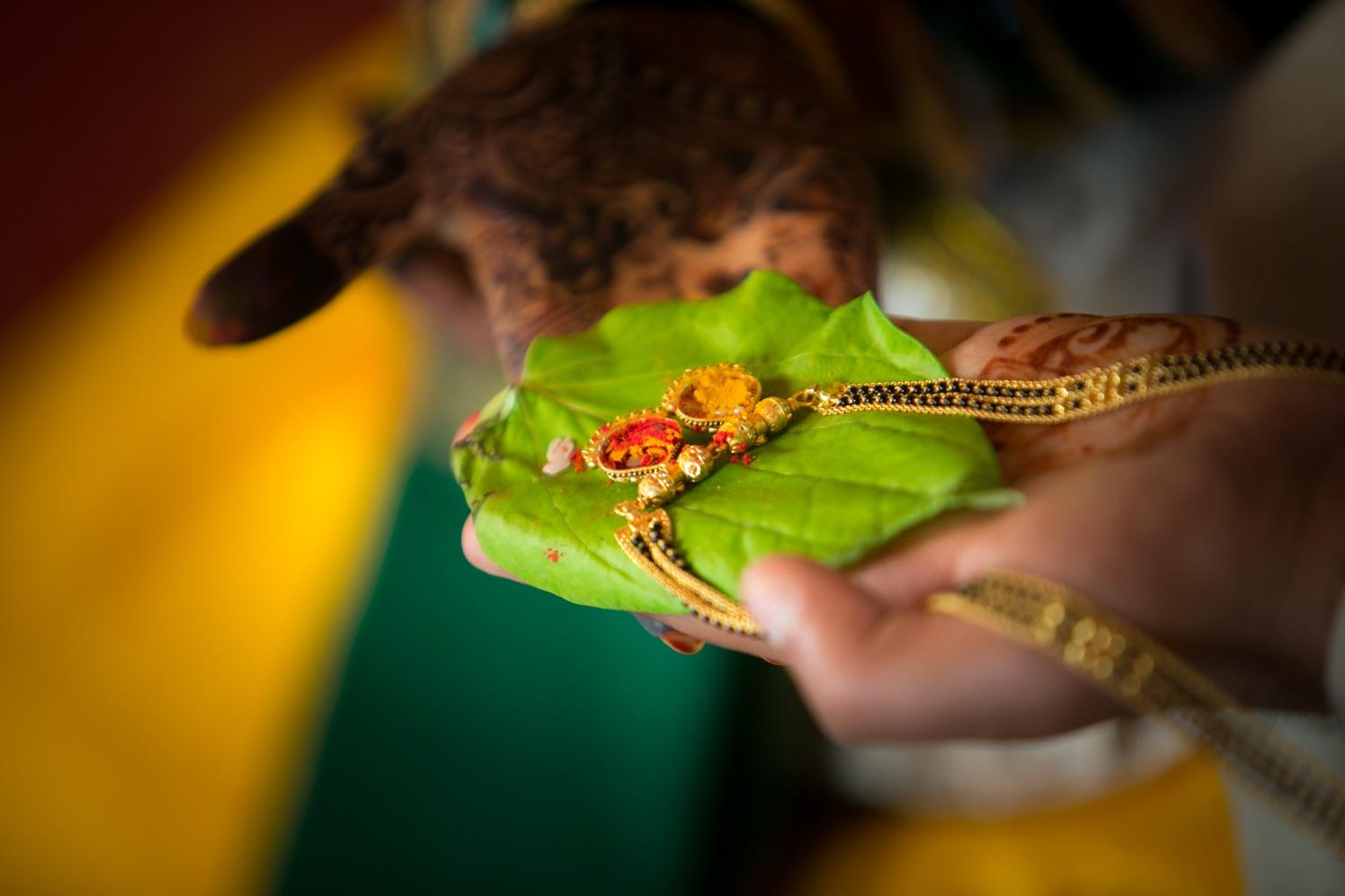 Auspicious manglasutra by Shobha Dhillon Wedding-photography | Weddings Photos & Ideas