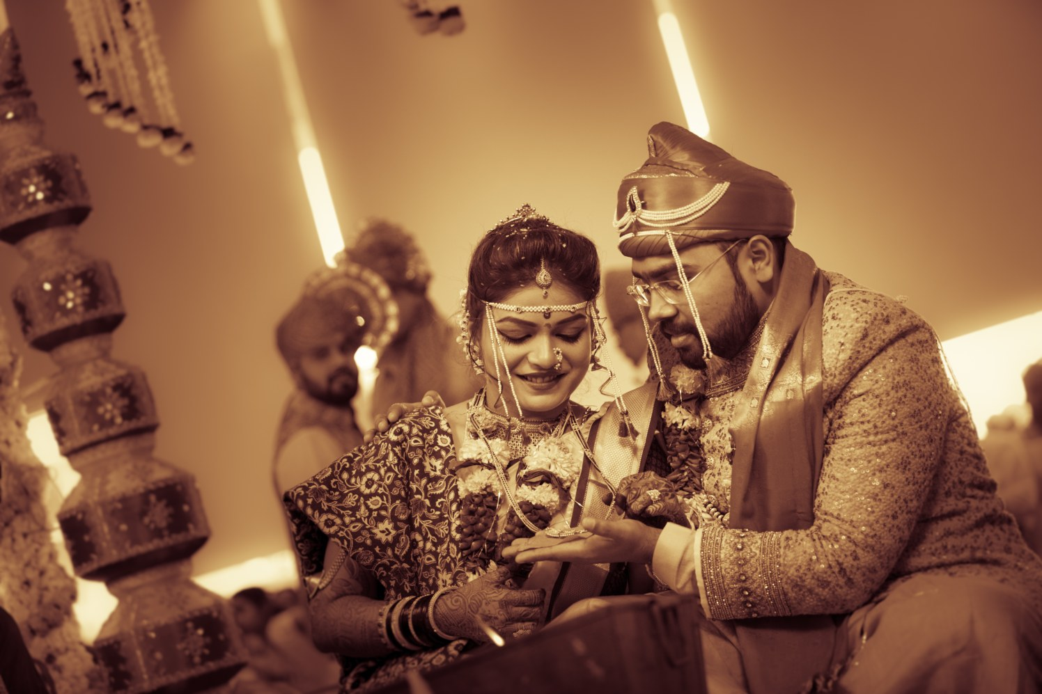 The symbol of our relationship by Shobha Dhillon Wedding-photography | Weddings Photos & Ideas