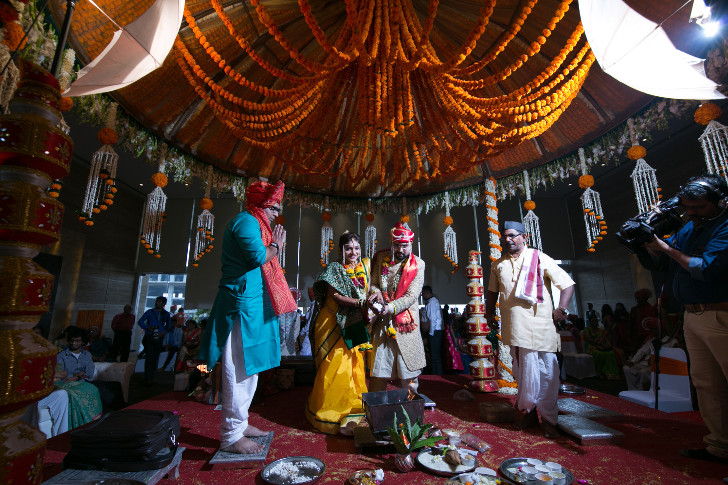 Holy rituals of marriage by Shobha Dhillon Wedding-photography | Weddings Photos & Ideas