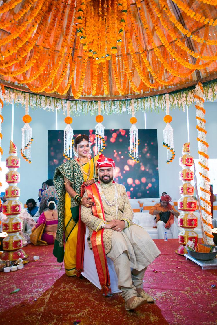 Vibrant couple by Shobha Dhillon Wedding-photography | Weddings Photos & Ideas