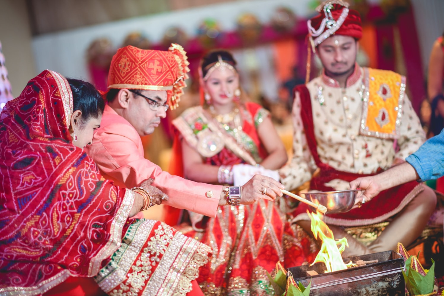 Into the holy fire! by Aniket Kanitkar Photography Wedding-photography | Weddings Photos & Ideas