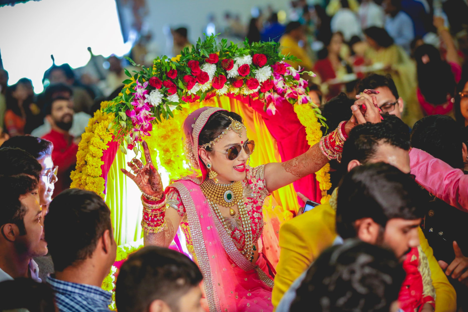 Swaggy bride! by Aniket Kanitkar Photography Wedding-photography | Weddings Photos & Ideas