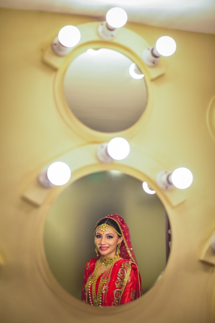 The bride! by Aniket Kanitkar Photography Wedding-photography | Weddings Photos & Ideas