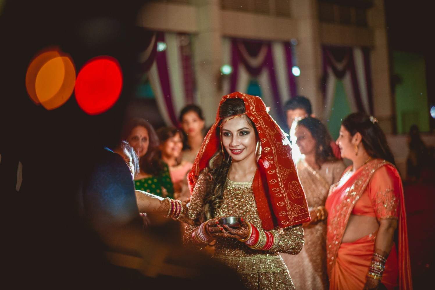 Happy bride! by Aniket Kanitkar Photography Wedding-photography | Weddings Photos & Ideas
