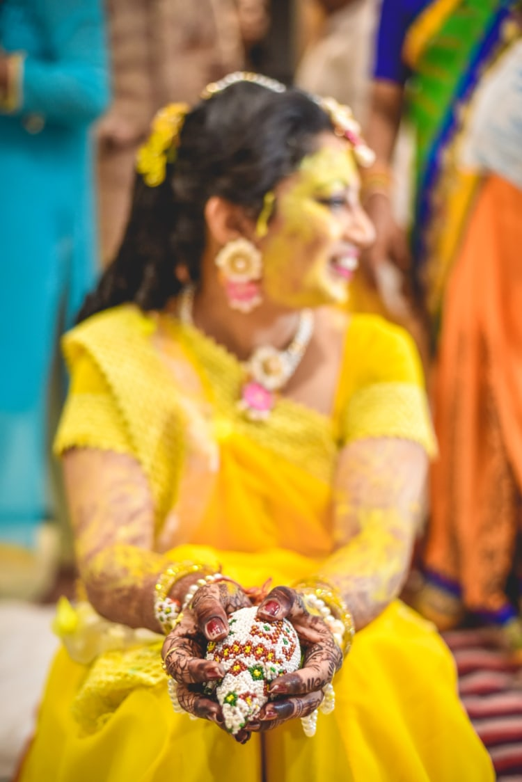 Drenched in mustard's! by Aniket Kanitkar Photography Wedding-photography | Weddings Photos & Ideas