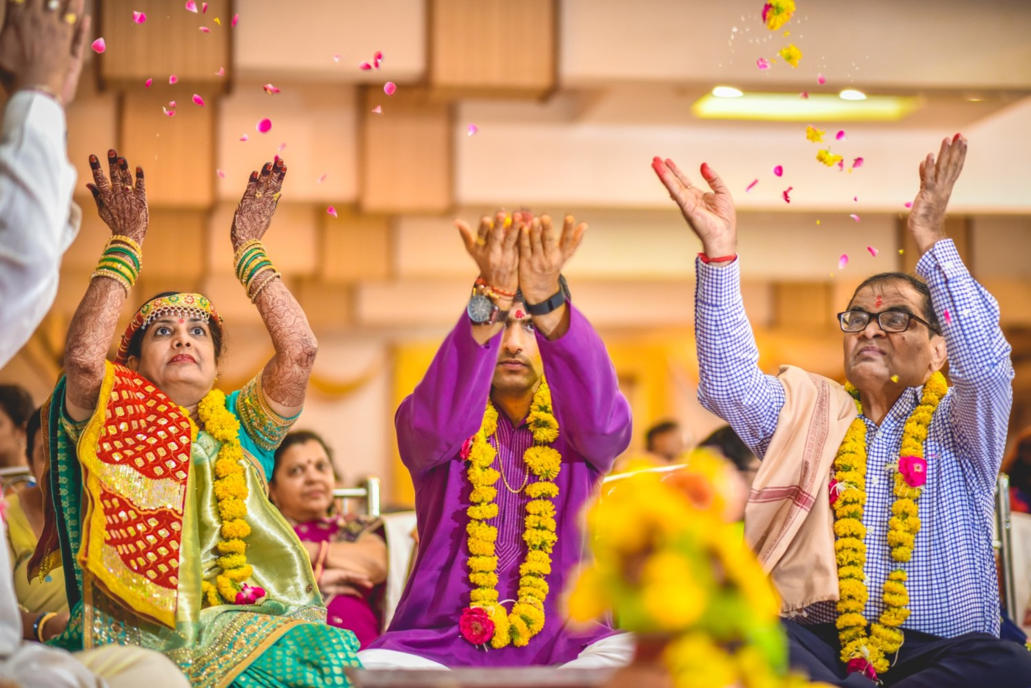 Showers of blessings! by Aniket Kanitkar Photography Wedding-photography | Weddings Photos & Ideas