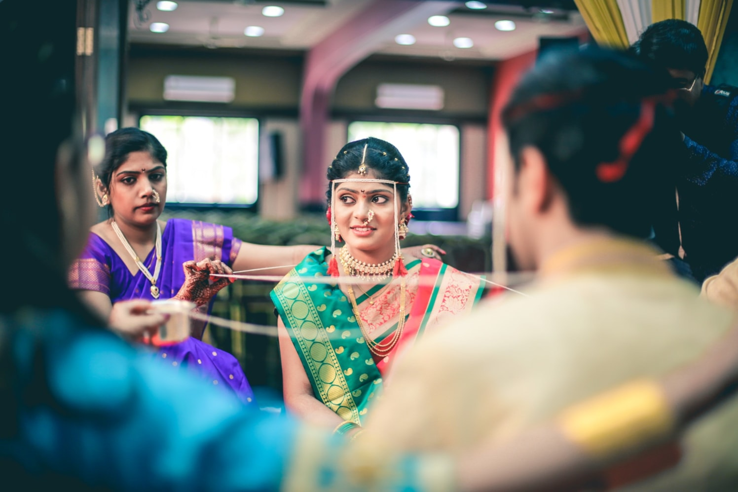 Happy brides! by Aniket Kanitkar Photography Wedding-photography | Weddings Photos & Ideas