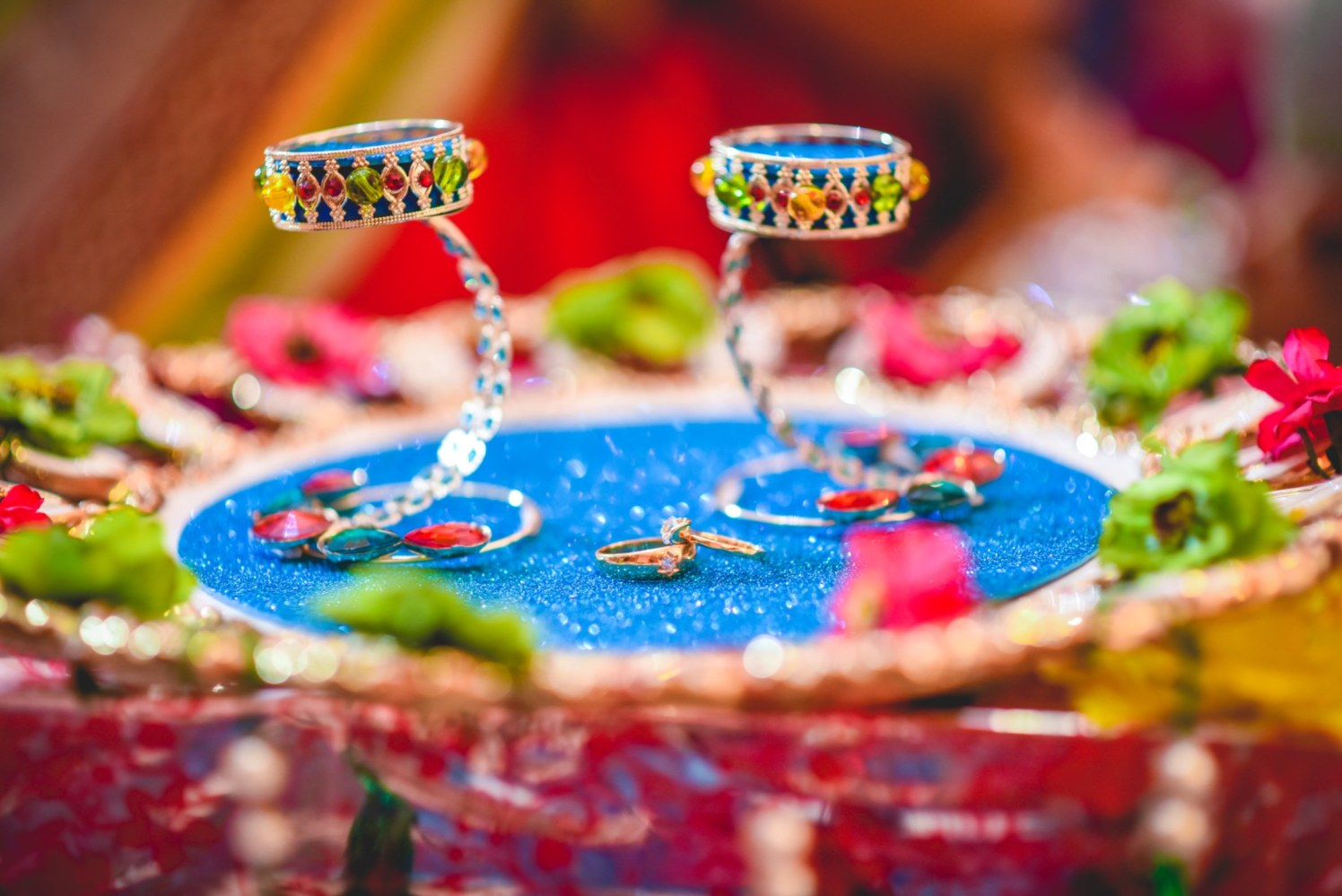 Rings of love! by Aniket Kanitkar Photography Wedding-photography | Weddings Photos & Ideas