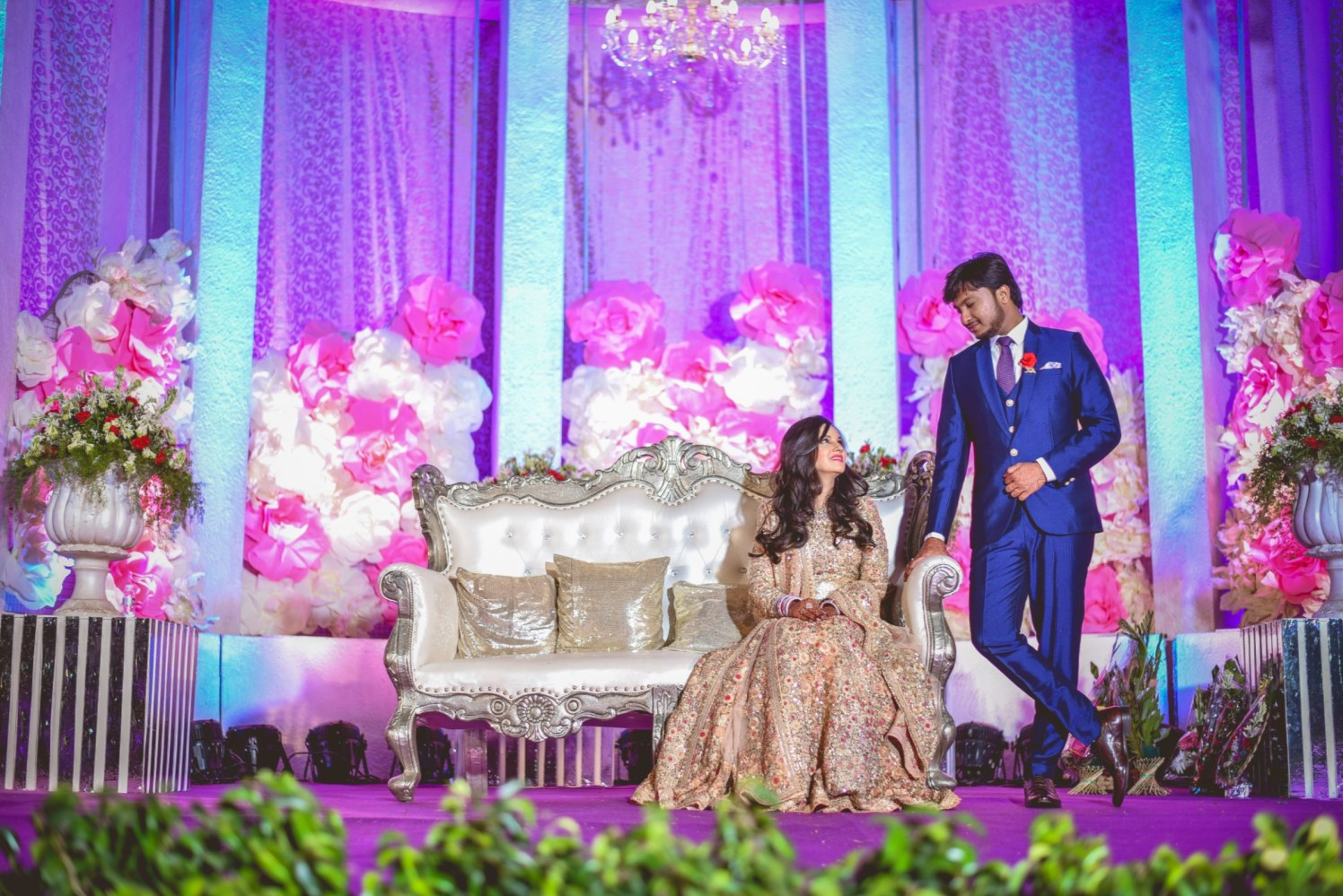 Complimenting in the best possible ways! by Aniket Kanitkar Photography Wedding-photography | Weddings Photos & Ideas