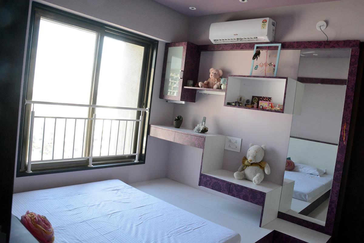 Bedroom by Urbaniize Designs Bedroom Contemporary | Interior Design Photos & Ideas
