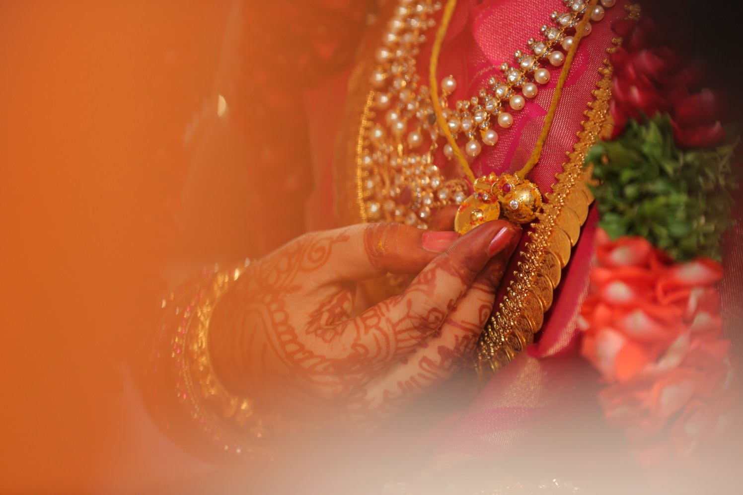 Auspicious symbol of our relation ship by Vivish Photography Wedding-photography | Weddings Photos & Ideas