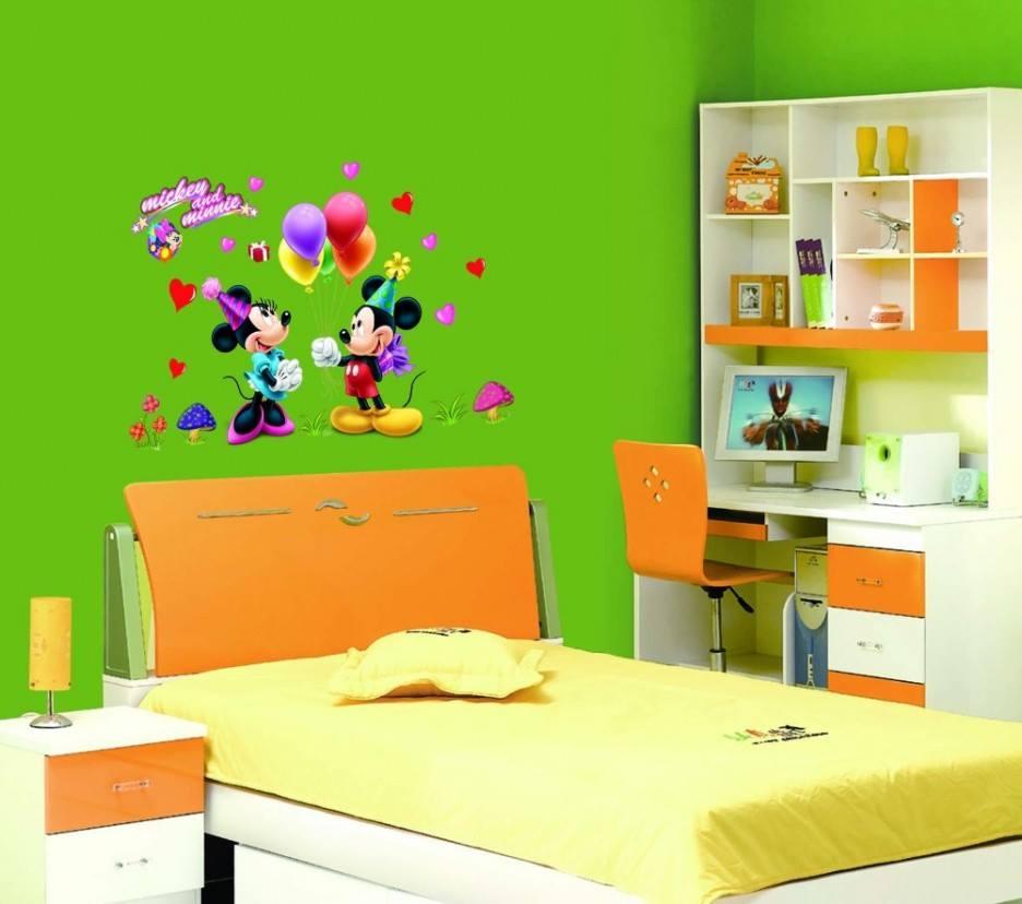 Bright Green Kids Bedroom by Jyoti Yadav Bedroom Modern | Interior Design Photos & Ideas
