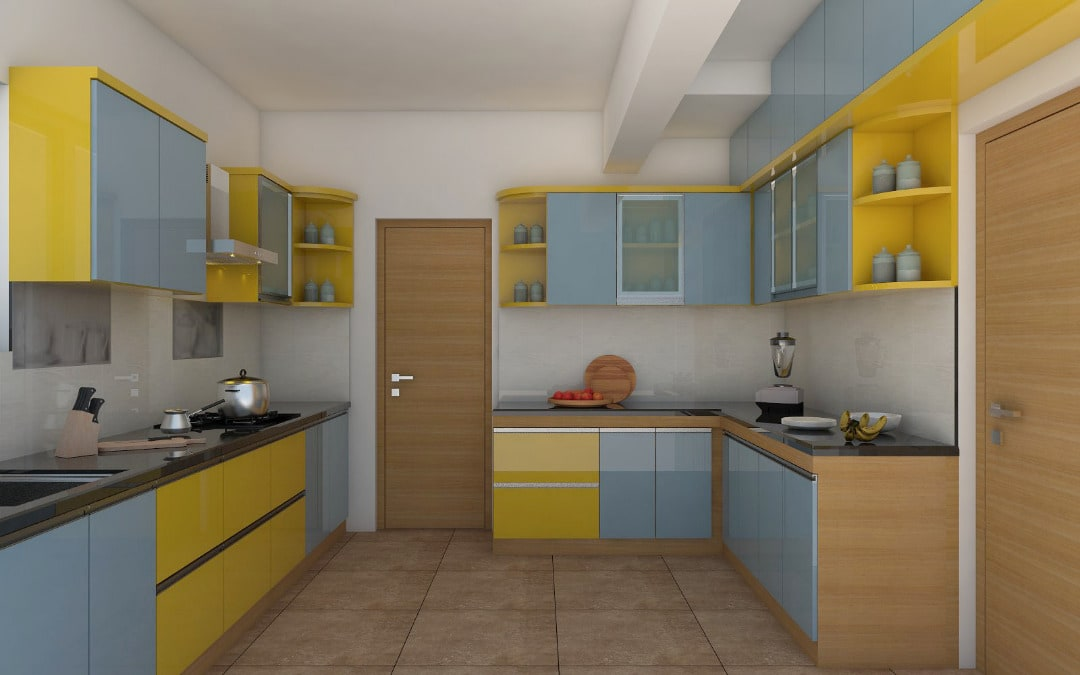 Modular Kitchen by Shree Lalitha Consultants Modular-kitchen | Interior Design Photos & Ideas