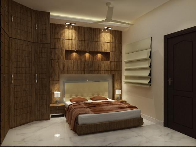 Small bedroom by Spaces Talk Bedroom Contemporary   Interior Design Photos & Ideas