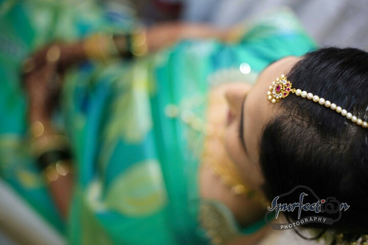 Maang tikka! by Spurfection Photography Wedding-photography | Weddings Photos & Ideas